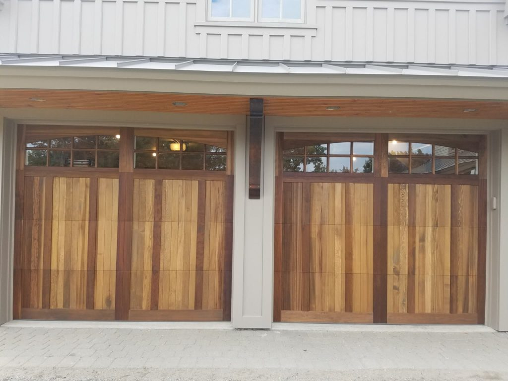 Residential garage door portfolio champion overhead door insulated chi doors rubansaba