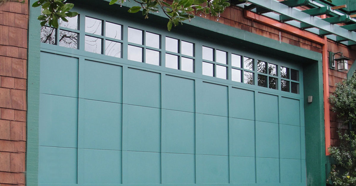 Choosing The Best Garage Door Material Champion Overhead