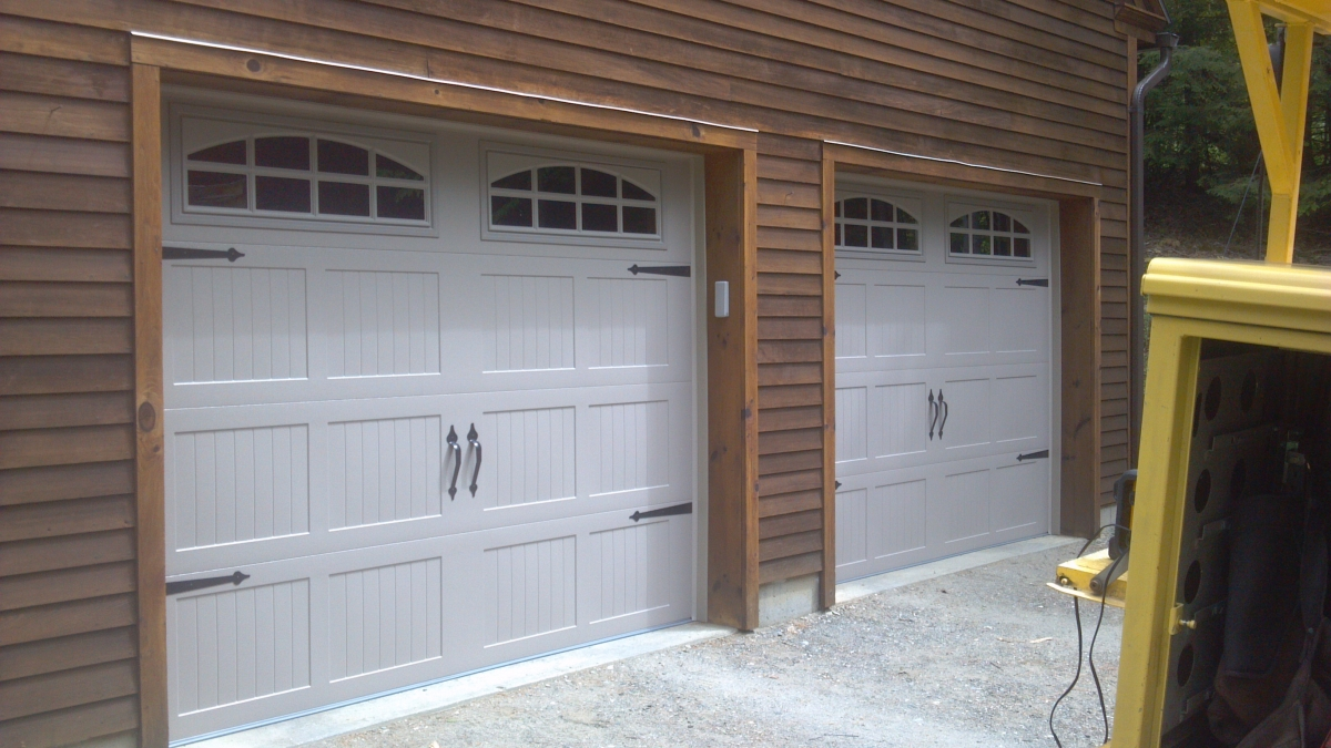 Residential garage door portfolio champion overhead door want to know what people have to say about our work rubansaba