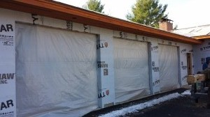 New Garage Door Installation Project