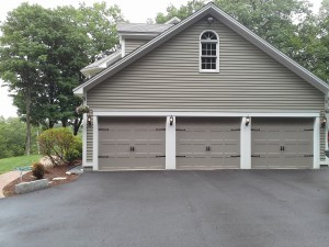 Spofford NH Garage Door