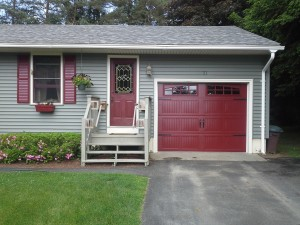C.H.I. Garage Doors Installed in Hinsdale, NH
