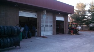 Installing New Wayne Dalton Garage Doors in Keene, NH